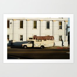"""Tiny House"" Art Print"