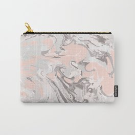 Effect Marble pink Carry-All Pouch