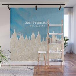 San Francisco TA Wall Mural