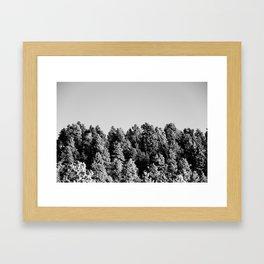 OFF Framed Art Print