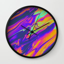 RUN BOY RUN Wall Clock