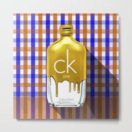CK ONE GOLD_PA KAO MA01 Metal Print