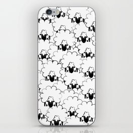 Count Sheep 1 iPhone Skin
