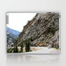 The Turnoff to the Perilous Engineer Pass Road, No. 1 of 5 Laptop & iPad Skin