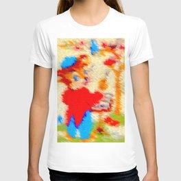 Little bear and birdy's concert ... T-shirt