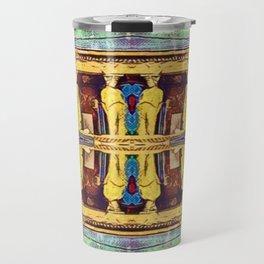 Caryatid Mirror Travel Mug