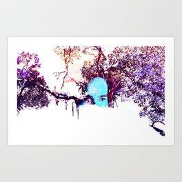 My World - Forest Art Print