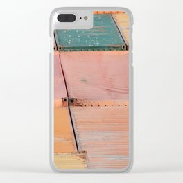 containers Clear iPhone Case