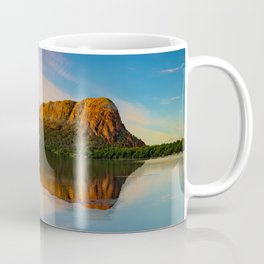 Sunrise over Elephant Rock Coffee Mug