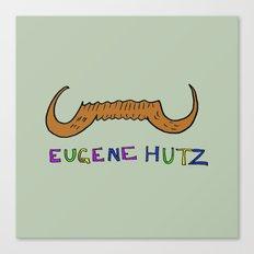 Eugene Canvas Print