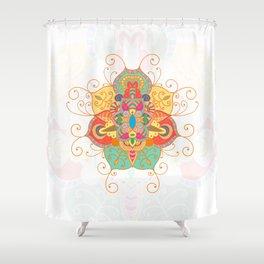 Peacefull Shower Curtain