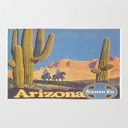 Vintage poster - Arizona Rug