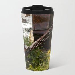Double Bass Travel Mug