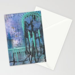 Patina Of Decay Stationery Cards