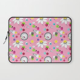 Spring fluffies Laptop Sleeve