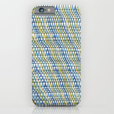 Crazy Triangles  Slim Case iPhone 6s