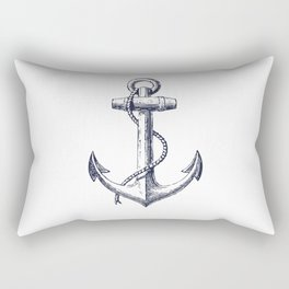 Anchor dS Rectangular Pillow