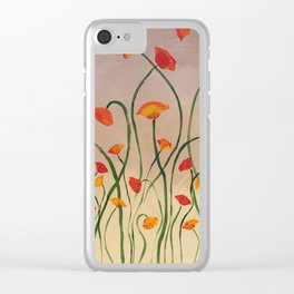 Sienna Clear iPhone Case