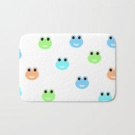 Natural Frogs Bath Mat