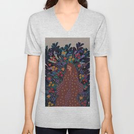 Be Kind To Yourself Unisex V-Neck