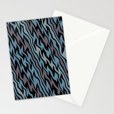 Ice Blue Stationery Cards