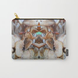 A Mushroom Jungle Carry-All Pouch