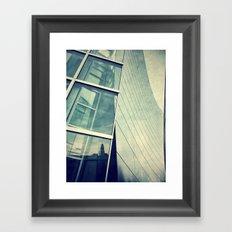Walt Disney Concert Hall, Los Angeles Framed Art Print