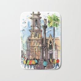 San Miguel de Allende Bath Mat