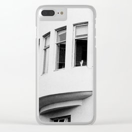 Hand to God Clear iPhone Case