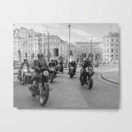 Distinguished Gentleman's Ride 2018 Metal Print