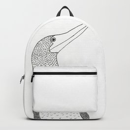 Blue-footed Booby Backpack