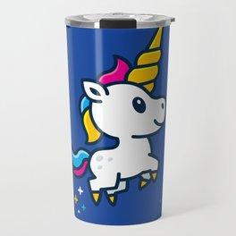 Unicorn Foal Travel Mug