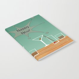 happy hour Notebook