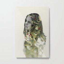 Lauren S. Metal Print