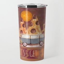 Lost Pizza Travel Mug