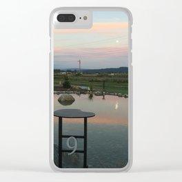 Hole Nine Clear iPhone Case
