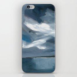 Lake Taupo, New Zealand iPhone Skin