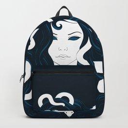 Snake lady Backpack