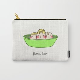 Human Beans Carry-All Pouch