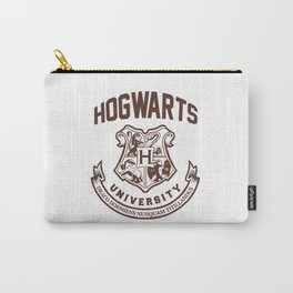 Hogwarts University Carry-All Pouch