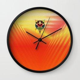 TRIPPING 2 Wall Clock