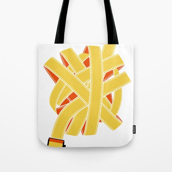 great balls of film Tote Bag