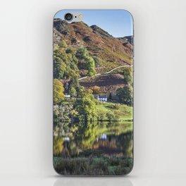 Loughrigg Tarn. iPhone Skin