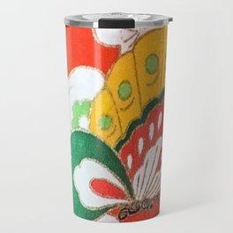 A Garden Girls' Day Kimono Travel Mug