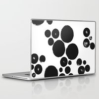 popart Laptop & iPad Skins featuring Popart No.1 by soupdesign