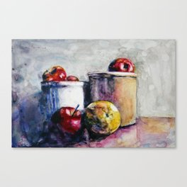 Fruit In February Canvas Print