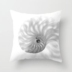 Nautilus Chambers... Throw Pillow