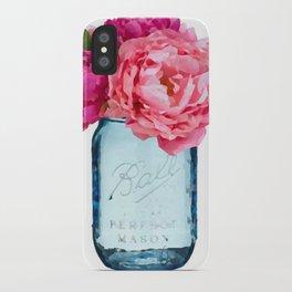 Perfect Mason iPhone Case