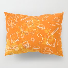 School chemical #5 Pillow Sham