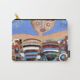 Party Dress Carry-All Pouch